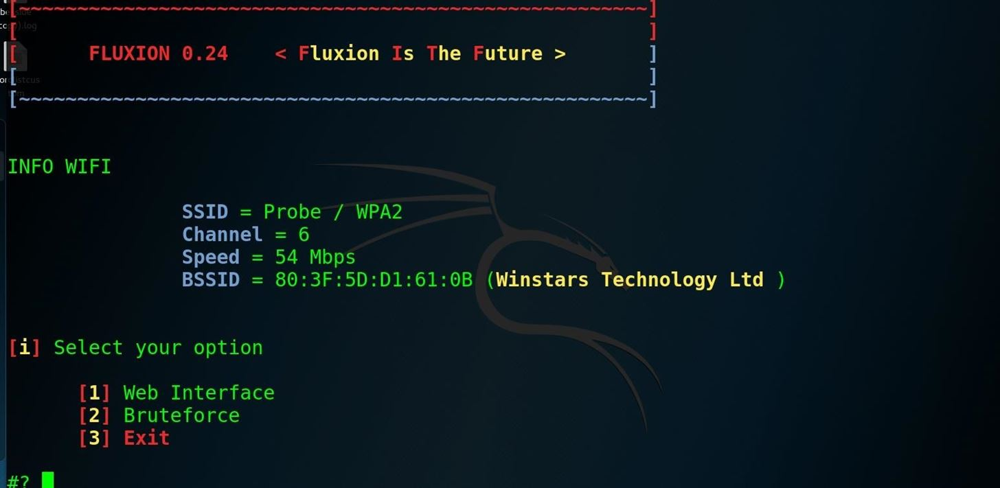How to Hack Wi-Fi: Capturing WPA Passwords by Targeting Users with a Fluxion Attack