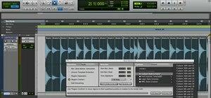 Conform and quantize audio in Pro Tools 8