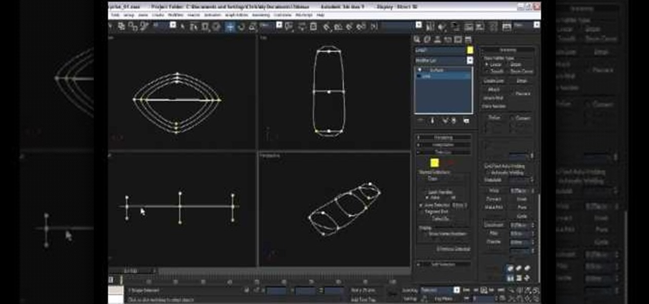 how to use 3d max