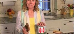 Make toast using a coat hanger & cans with Jenny Jones