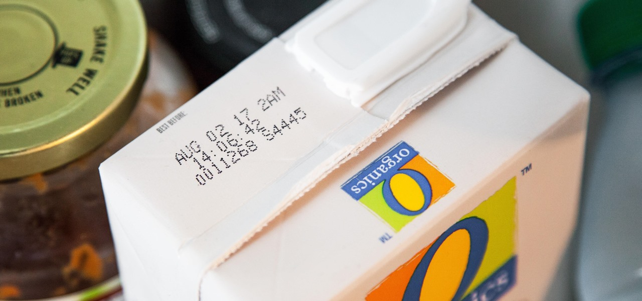 Stop Tossing Food—Expiration Dates Mean Nothing