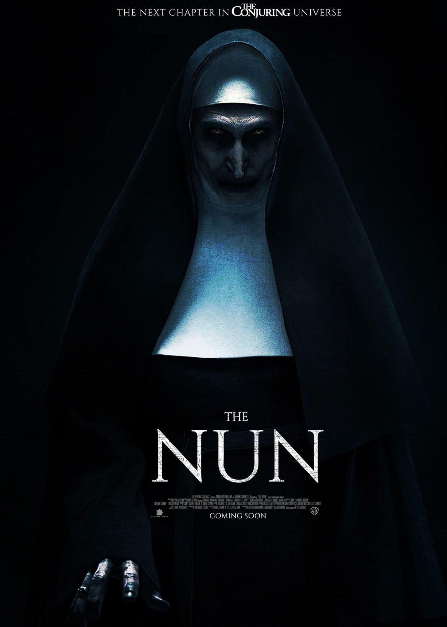 The Nun Full Movie   Online Hd