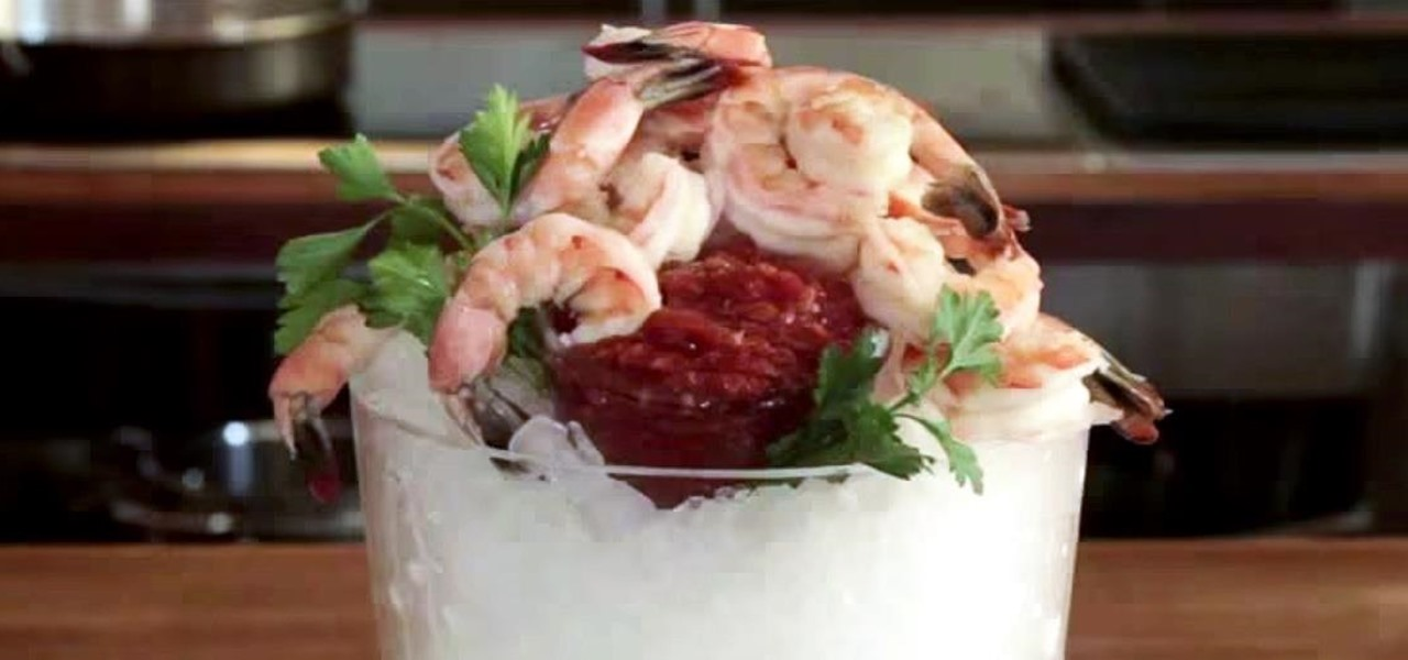 Devein & Peel Shrimp in Seconds