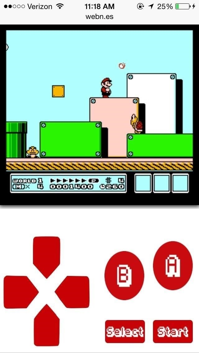 How To Play Nes Game Roms On Your Ipad Or Iphone No