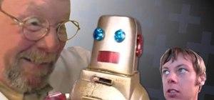 Make a robot suit