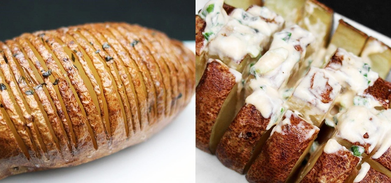 Make Hasselback Potatoes (& Other Amazing Baked Spuds)