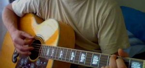 """Play The Beatles """"All You Need Is Love"""" on guitar"""