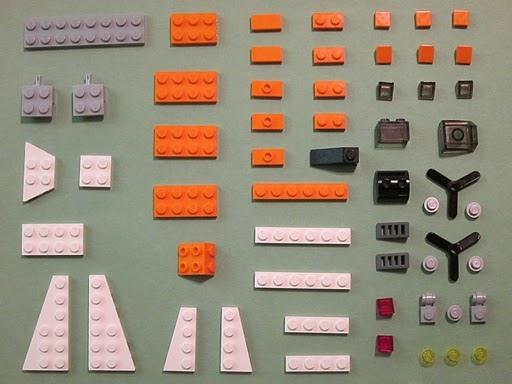 +Tyler Neylon Creates 50 Models with 50 Legos