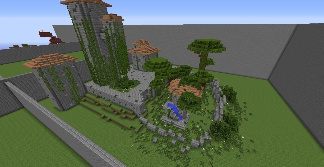 Winners of the Ruins Contest / New Contest! YES!