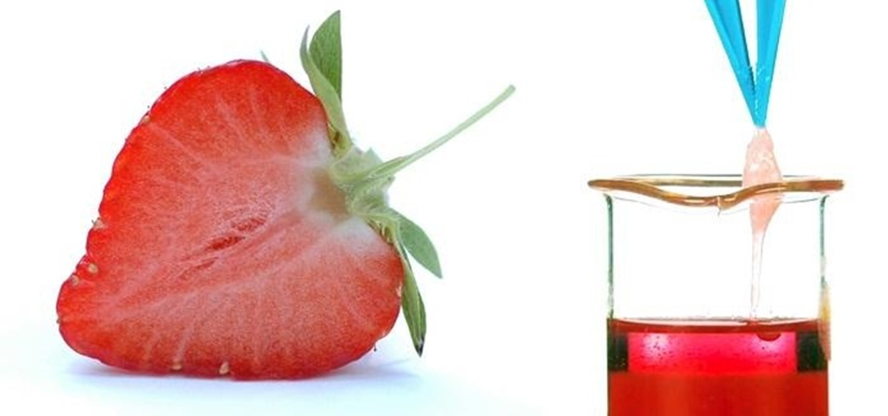 How to Extract DNA from a Strawberry