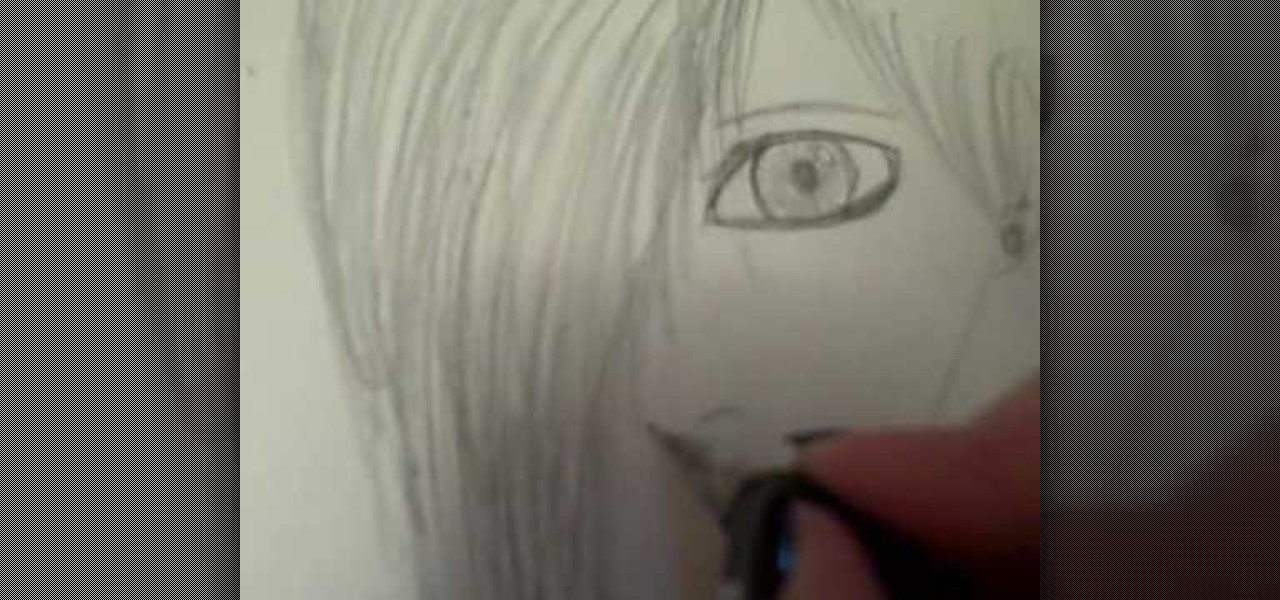 Emo Girl Drawing How to Draw an Emo Boy