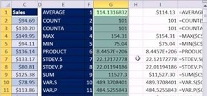 Use AGGREGATE instead of SUBTOTAL in MS Excel 2010