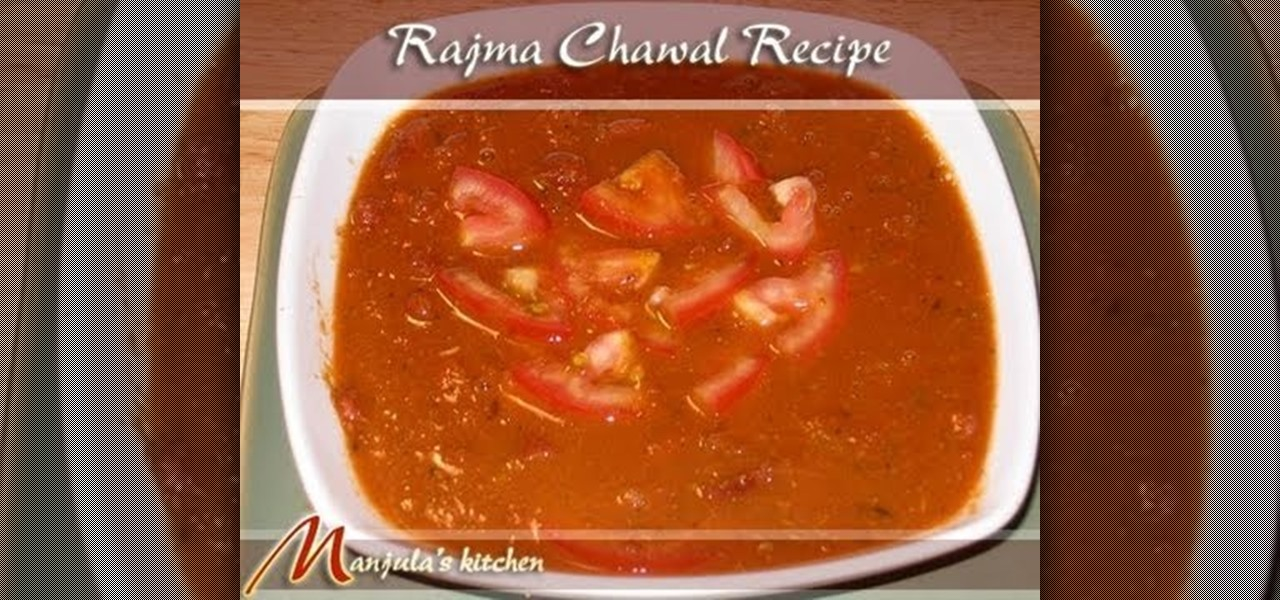 How to cook rajma or indian style kidney bean curry vegetable how to cook rajma or indian style kidney bean curry vegetable recipes wonderhowto forumfinder Gallery