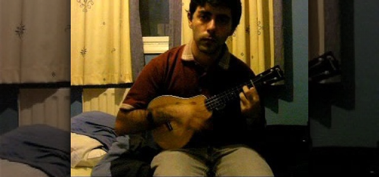 How To Play Beiruts Elephant Gun On Ukulele Ukulele Wonderhowto