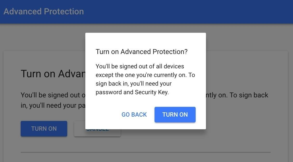How to Use Google's Advanced Protection Program to Secure Your Account from Phishing