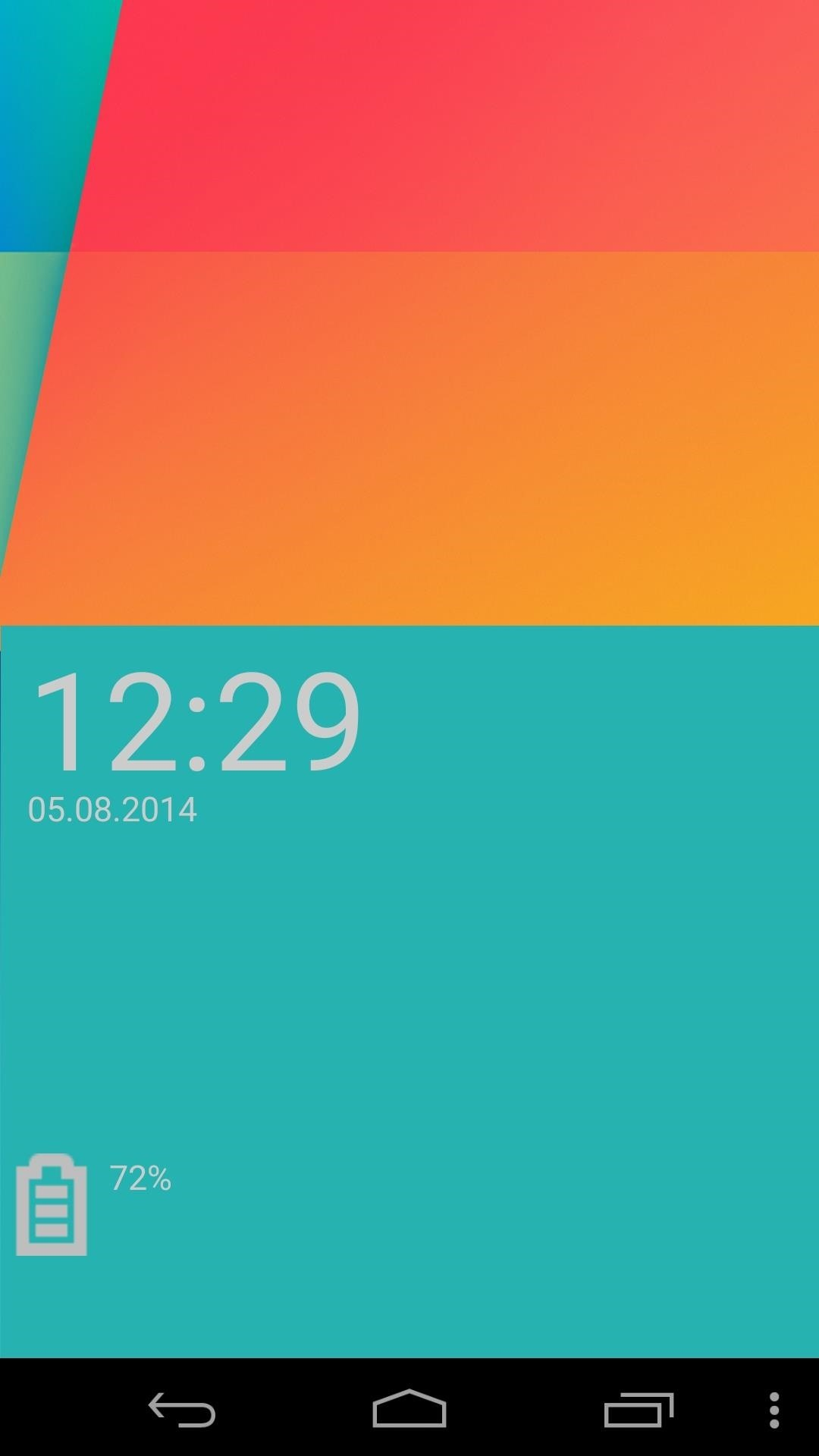 How to Get the OnePlus One Lock Screen on Your Nexus 5 or Other Android Phone