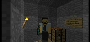 Create and use dispensers in Minecraft