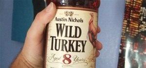 Host a Wild Turkey Tasting Party
