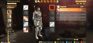 Use a cheat / glitch to max out your armor to 100% in Dragon Age 2