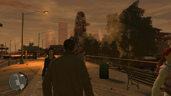 Gta 4 First Person View Mod