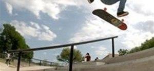 Do A Kickflip On A Skateboard