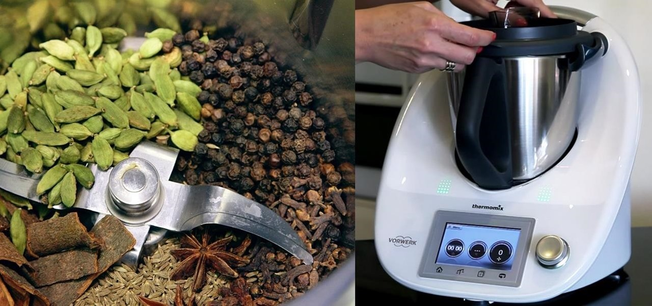 Thermomix, a Mind-Blowing 12-in-1 Kitchen Appliance