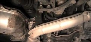Replace the CV shafts on an '04 Subaru Outback