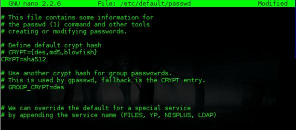 How to Make an Unbreakable Linux Password Using a SHA-2 Hash Algorithm