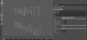 Export a Cinema 4D project to After Effects