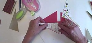 Create a fun birthday sailboat card