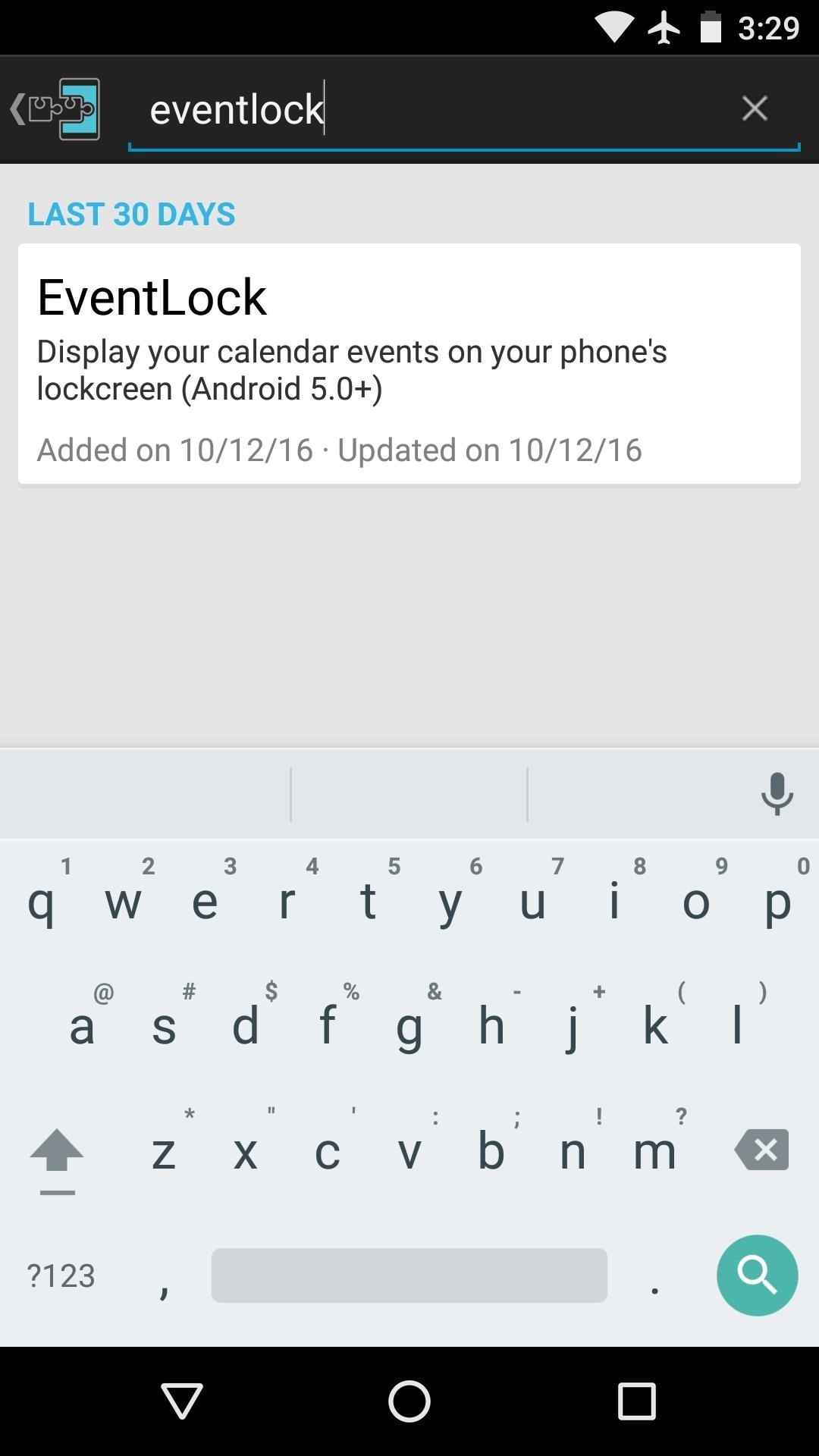 How to Get the iPhone's Calendar View on Your Android Lock Screen