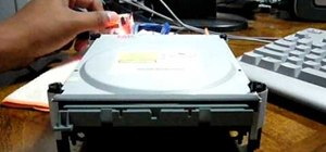 Fix a bricked XBox 360 hard drive with a mod disc