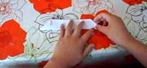 Fold a paper boat