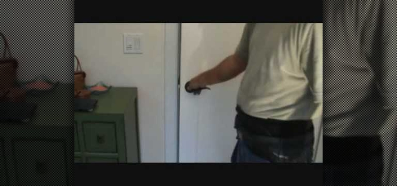 How To Open A Locked Bedroom Or Bathroom Door « Tools