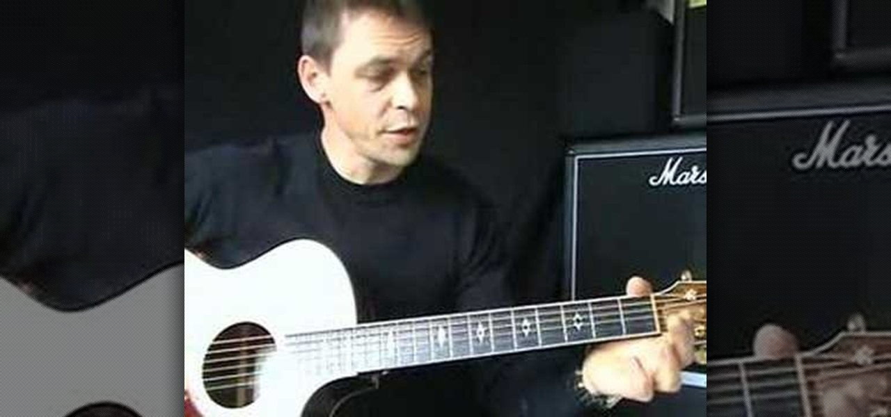 How To Play Life On Mars By David Bowie On Guitar Acoustic
