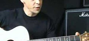 "Play ""Life on Mars?"" by David Bowie on guitar"