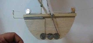 Construct a kite messenger