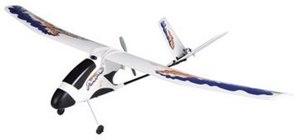 Modify and build the Firebird Phantom model plane