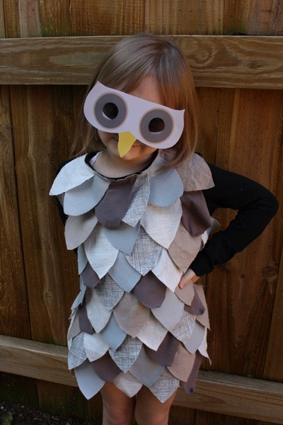 10 cheap easy awesome diy halloween costumes for kids for Quick halloween costumes for toddlers