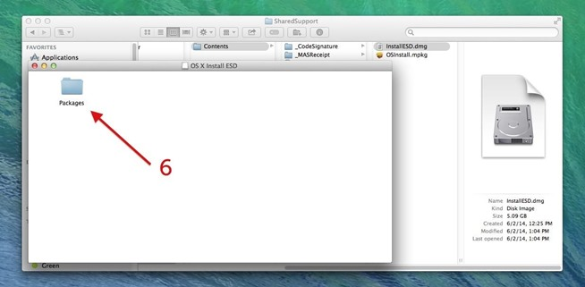 making a bootable usb drive for yosemite