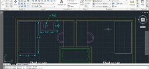 Create geometrical shapes in Autodesk AutoCAD 2011