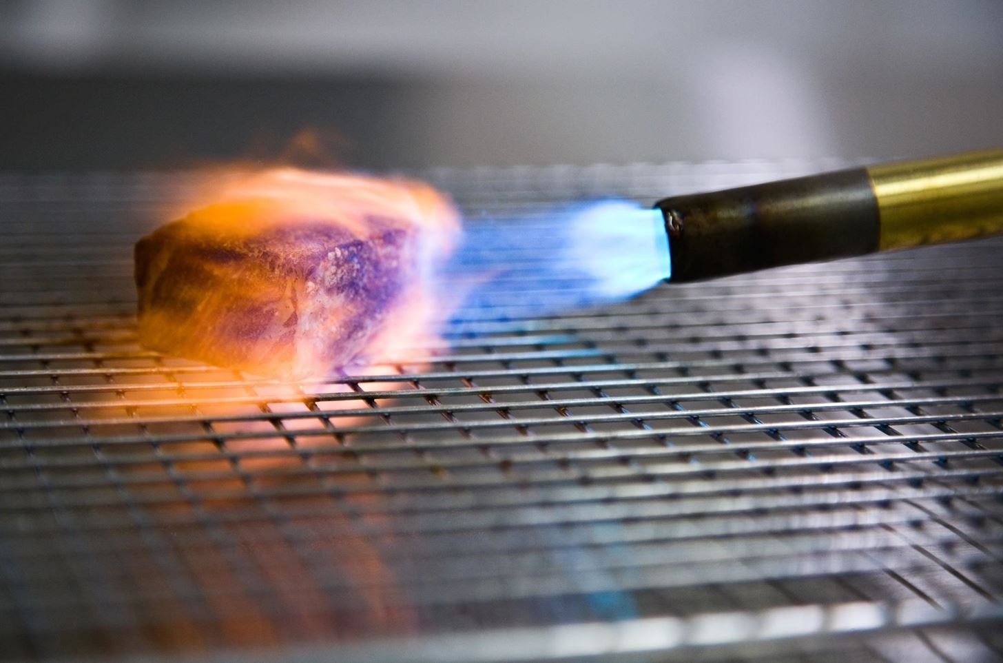 Blowtorches Aren't Just for Crème Brûlée