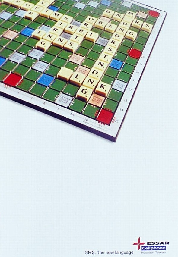 Ogilvy & Mather's Mattel SCRABBLE Prints
