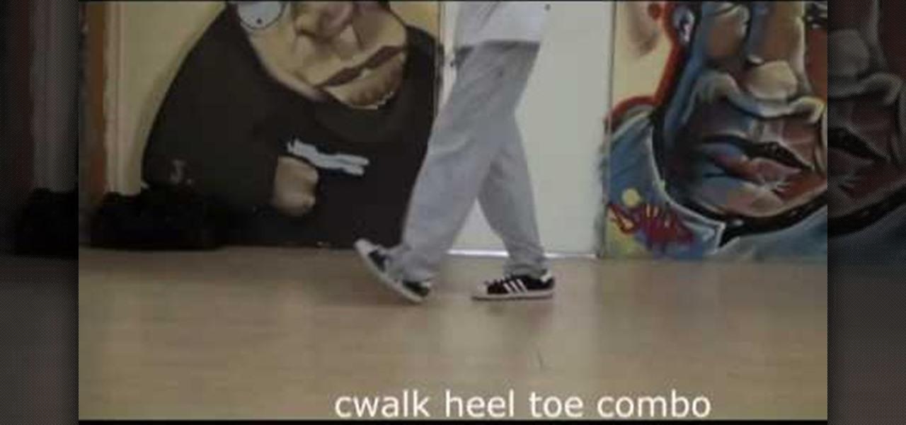 Learn how to clown walk