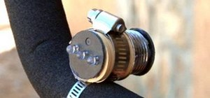 Make a mini bike light