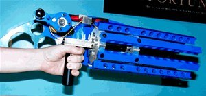 For 500 Big Ones, You Can Own the Mother of All Rubberband Guns