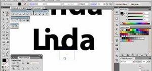 Create a text based logo in Adobe Illustrator 5