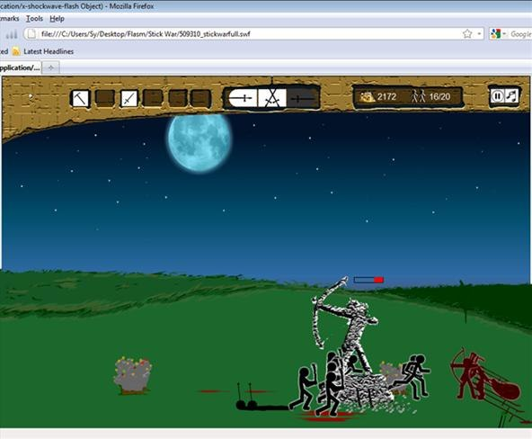 hack flash games