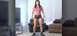 Tone your entire body with the BOSU