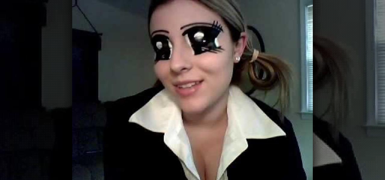 How To Create Anime School Girl Eye Makeup 171 Makeup